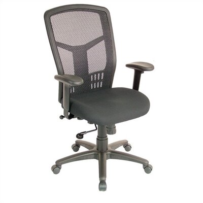 Storlie Ultra Mesh High-Back Executive Chair