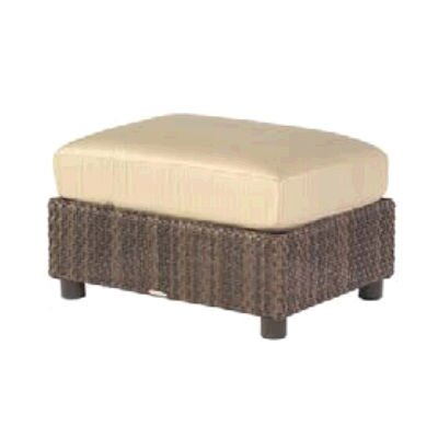 Whitecraft Aruba Ottoman with Cushion