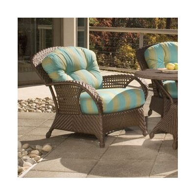 Whitecraft Boca Wicker Deep Seating Chair