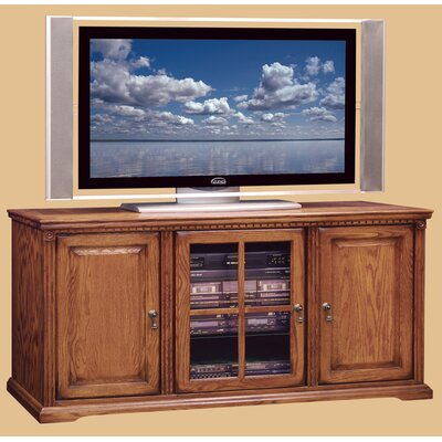 "Legends Furniture Scottsdale Oak 56"" TV Stand"