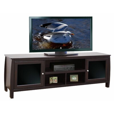 "Legends Furniture The Curve 76"" TV Stand"