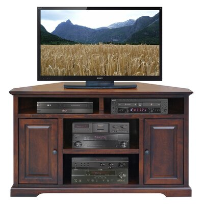 "Legends Furniture Brentwood 56"" Corner TV Stand"
