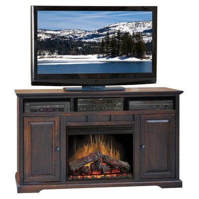 legends furniture brentwood tv stand with electric