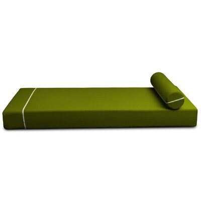 Jaxx Casual Indoor Living Ansley Daybed with Bolster Pillow