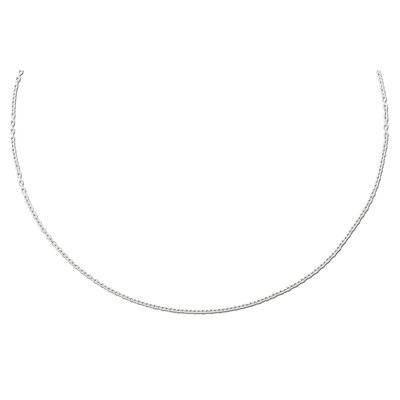 Sterling Essentials Sterling Silver Cable Chain