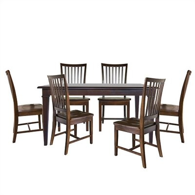 Carolina Cottage Hudson 7 Piece Dining Set