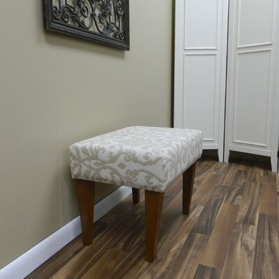 Carolina Cottage Sweetheart Upholstered Entryway Bench
