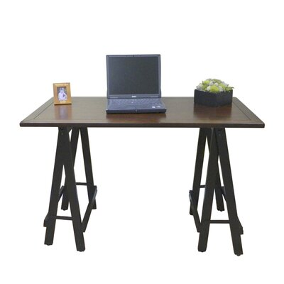 Carolina Cottage Workman Sawhorse Desk