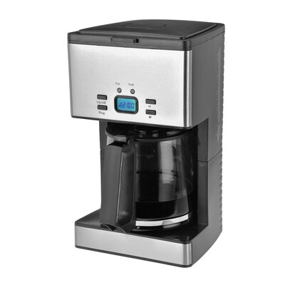 Kalorik Programmable 12 Cup Coffee Maker