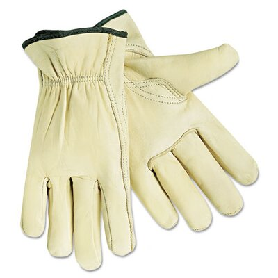 Economy Leather Driver Gloves