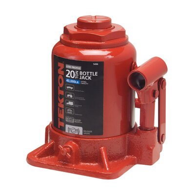 Low Profile Hydraulic Bottle Jack