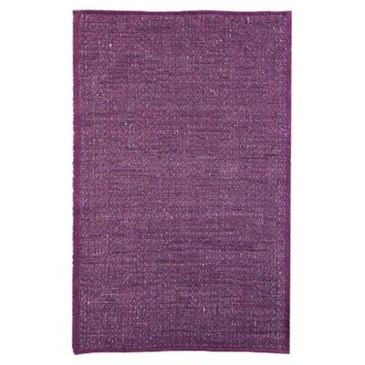 Last Newspaper Purple Rug
