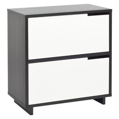 Blu Dot Modu-licious 2 Drawer Lateral File