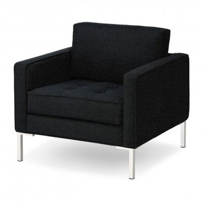 Blu Dot Paramount Fabric Lounge Chair