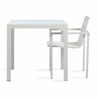 Skiff 2 Piece Square Dining Set