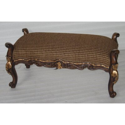 Regalia Wood Entryway Bench