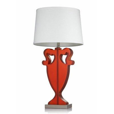 """Krush Kurve 30"""" H Lea Table Lamp"""