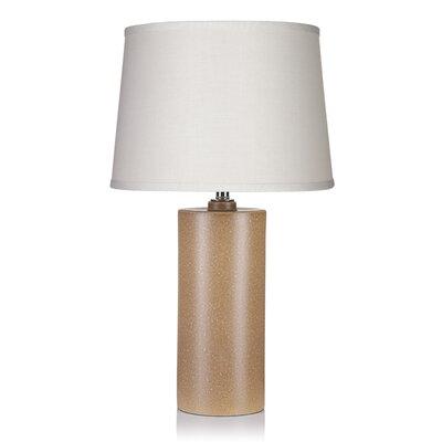 "Krush Kurve 33"" H Bel Cylinder Table Lamp"