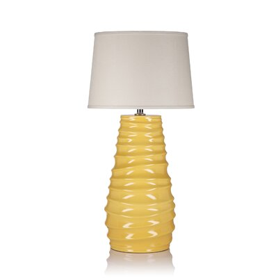 "Krush Spin 29"" H Spellbound Table Lamp"
