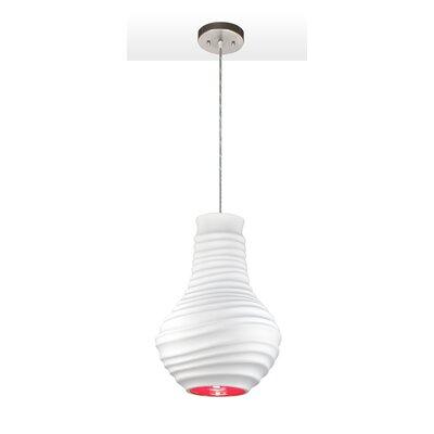 Krush Spin Flutter 1 Light Pendant