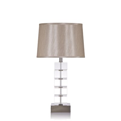 "Krush Ryhs 27"" H Table Lamp with Empire Shade"