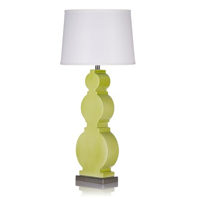 "Krush Kurve 33"" H Bel Table Lamp"