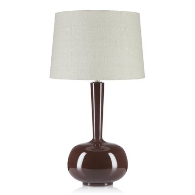 """Krush Seraphina 29"""" H Table Lamp with Empire Shade"""