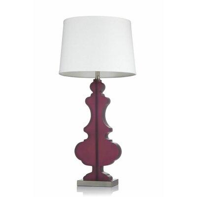 "Krush Kurve 33"" H Elle Table Lamp"