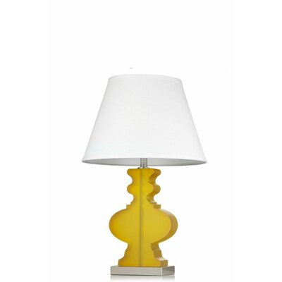 "Krush Kurve 25.5"" H Ami Table Lamp"