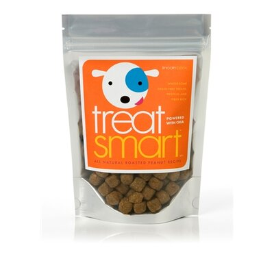 Lincoln Bark 6-oz. Smart Chia Roasted Peanut Dog Treat