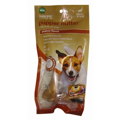 N-Bone 1.4-oz. Pupper Nutter Small Dog Treat (2 Pack)