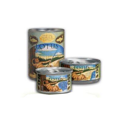 Grain Free Salmon and Vegetable Canned Cat Food (2.75-oz, Case of 24)