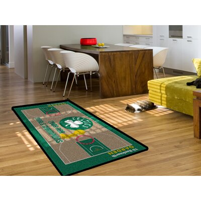 FANMATS NBA Novelty Court Mat