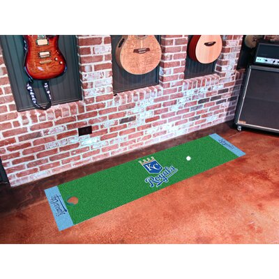 FANMATS MLB Novelty Golf Putting Mat
