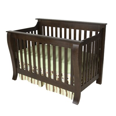 Kidz Decoeur Augusta 3-in-1 Convertible Crib Set