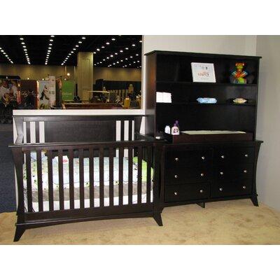 Kidz Decoeur Long Beach 3-in-1 Convertible Crib