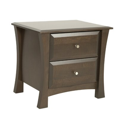 Kidz Decoeur Kenora 2 Drawer Nightstand