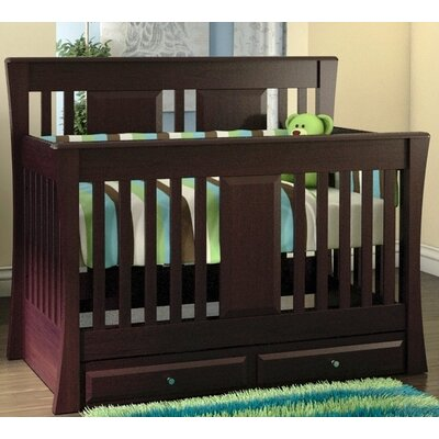 Kidz Decoeur Kenora 3-in-1 Convertible Crib