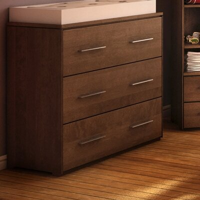 Kidz Decoeur York 3 Drawer Dresser