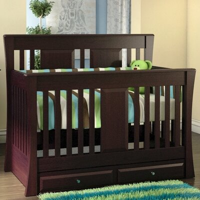 Kidz Decoeur Kenora 3-in-1 Convertible Nursery Set