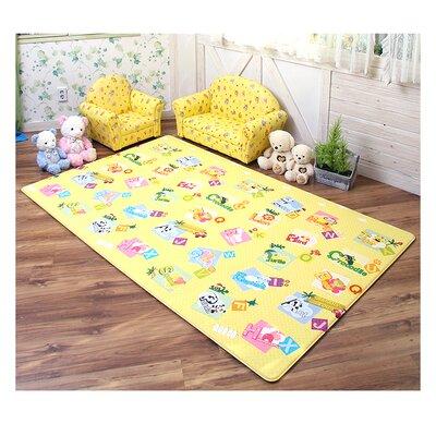 Dwinguler Safari Reversible Kids Playmat