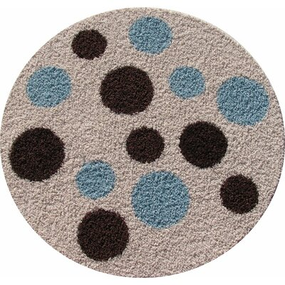 Creative Carpet Design Polka Dot Rug
