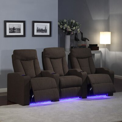 ProLounger Home Theater Recliner (Row of 3)