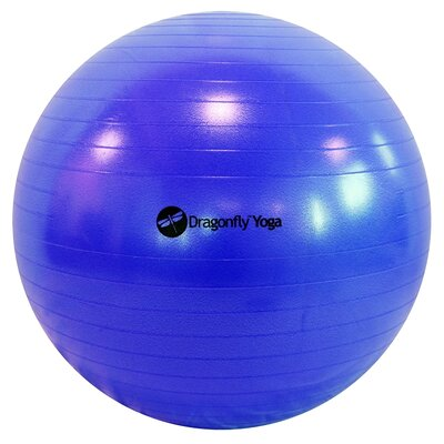 DragonFly Yoga Yoga Ball and Pump
