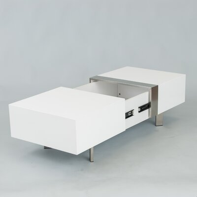 Matrix Gala Coffee Table with Hidden Storage