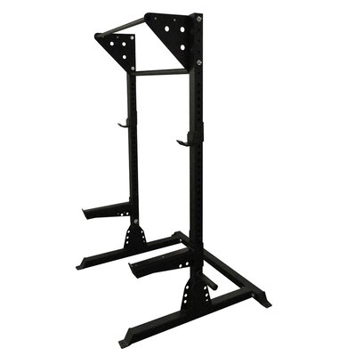 Hammer Squat Stand Upper Body Gym