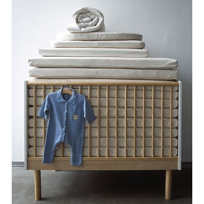 Natural Mat Organic Latex Foam Twin Mattress