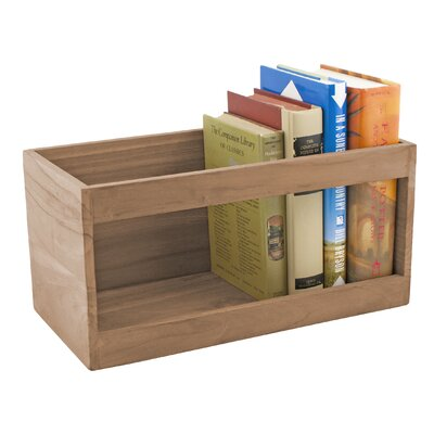 SeaTeak Hardcover Book Rack