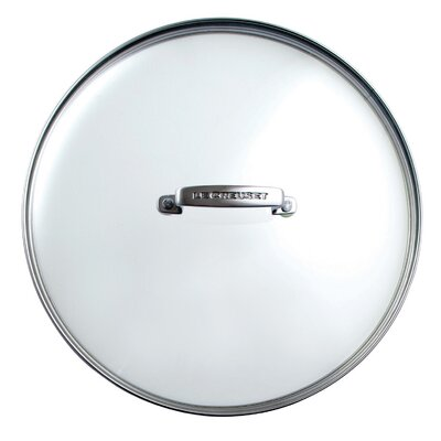 Le Creuset Forged Hard-Anodized Nonstick Glass Lid