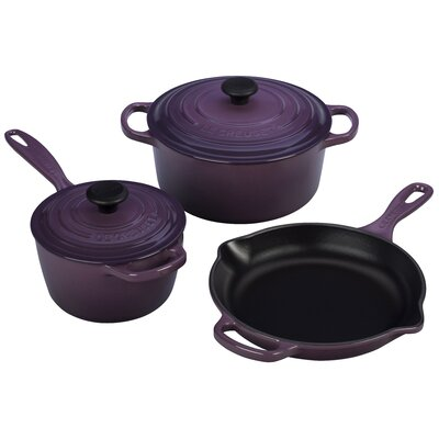 Signature 5-Piece Cookware Set